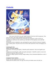 teks narrative 3  Cinderella .doc