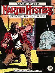 Martin Mystère - 11 - IL TESCHIO DEL DESTINO.cbr