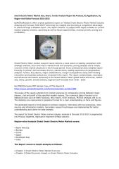 Smart Electric Meter Market Size, Share, Trends Analysis Report By Product, By Application, By Region And Global Forecast 2018-2023.pdf