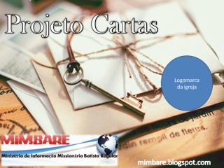 Projeto Cartas APRESENTAÇÃO.ppt
