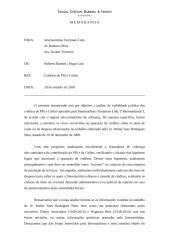 PIS e COFINS - créditos de insumos - memo hugo intermarítima.docx