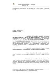 extinçãodofeito - sem julgamento de mérito.doc