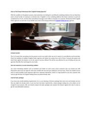 Craigslist Posting Service.docx