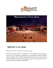 Royal Jaisalmer Desert Camp.pdf
