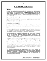 Computer Networks.doc