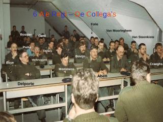 6A - De Collega's.pps