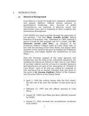 Agency Manual of CASA MIANI Augusta & Piera.doc