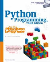 Python Programming for the Absolute Beginner, 3rd Edition.pdf
