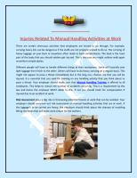 Injuries Related To Manual Handling Activities at Work.pdf