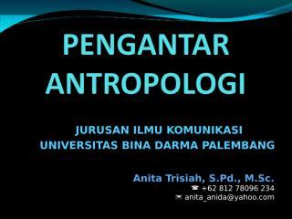 sap pengantar antropologi.ppt