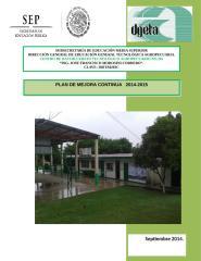 PLAN DE MEJORA 2014-2015 CBTA NO.281.docx