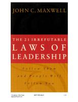the_21_irrefutable_laws_of_leadership-JOHN C. MAXWELL.pdf
