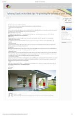 Best Tips For Painting The Exterior of Your House.pdf