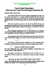 10 perihal memelihara zikir dan doa yang warid daripada rasulullah.pdf