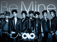 INFINITE - Be Mine [Japanese Vers.].mp3