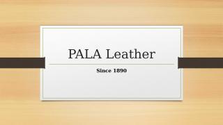 PALA Leather (1).pptx
